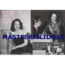 Maria Felix Diego Boneta Revista Hola Abril 2014 Rbd