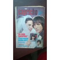 Leticia Perdigon, Ricardo Cortez En Fotonovela Capricho
