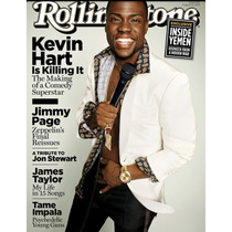 Kevin Hart Revista Rolling Stone Usa