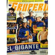 Gerardo Ortiz Bronco Edwin Luna Revista Soy Grupero