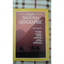 Revista National Geographic. En Ingles.febrero 1982