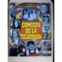 Revista Cine Grandes Cómicos México El Chavo 2000