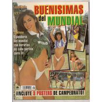 Revista Bueníssima Jackie Arroyo Especial Futbol Mundial1998
