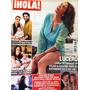 Lucero Iran Castillo Paulina Rubio Revista Hola