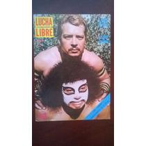 Lobo Rubio Y León Chino En Revista Lucha Libre # 1247