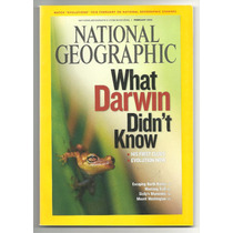 Revista National Geographic (inglés) Febrero 2009