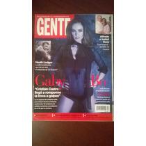 Gaby Bo En Revista Gente No. 17 Año 2008 $ 70.00