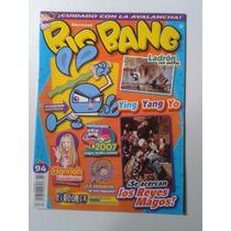Revista Big Bang 94 Hannah Montana