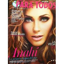Anahi Thalia Revista Para Todos