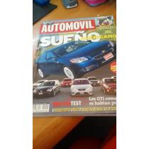 Revista Automovil Sueño Americano Diciembre 2007