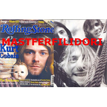 Kurt Cobain Nirvana Rolling Stone Mexico De Abril 2004