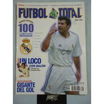 Fútbol Total. Año 4 #38. Abril 2002.