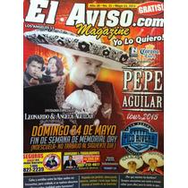 Pepe Aguilar Revista El Aviso