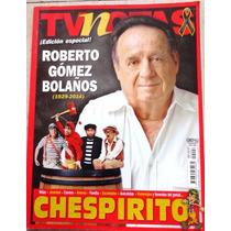 Vintge Revista Tv Notas De ( Chespirito )