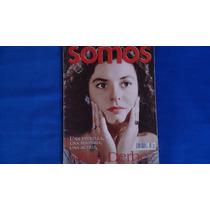 Revista Somos Silvia Derbez Cine Mexicano