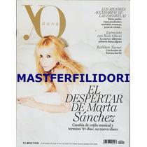 Marta Sanchez Revista Española Yo Dona Enero 2015