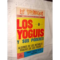 Libro Revista Los Super Machos , Los Yoguis , Año 1982 , 34