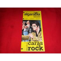 Algarabia - Las Muchas Caras Del Rock #107 Agosto 2013