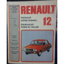 Servicio Y Reparacion Automovil, En Español, Renault, Hagalo