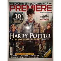 Revista Harry Potter Y Las Reliquias De La Muerte Parte 2