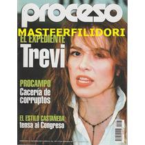 Gloria Trevi Revista Proceso De Septiembre 2001