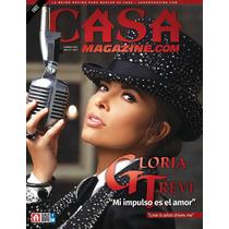 Gloria Trevi Revista Casa Magazine Usa
