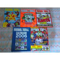 Lote De 4 Revistas De Fútbol Total Más Calendario 2006