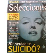 Paquete Selecciones,lucero, Marilyn Monroe,familia Obama,