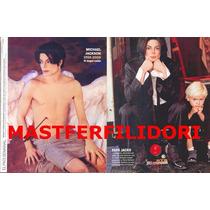 Michael Jackson El Pais Semanal Revista Española Julio 2009