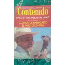 Revista Contenido 1985