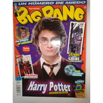 Revista Big Bang #35 Harry Potter Vuelve A Hechizarte Lbf