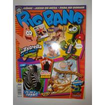 Revista Big Bang #19 Estrella En El Mar Museo Ripley