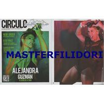 Alejandra Guzman Revista Circulo De Septiembre 2015