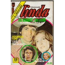Fotonovela Linda Con:alfonso Iturralde Y Rita Valencia.$90.0