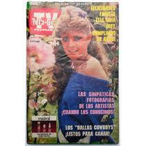 Tele Guia # 1721 Erika Buenfil Ofelia Medina 1985