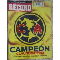 Revista Record Con America Campeon 2013, En Español