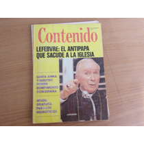 Revista Contenido 1977