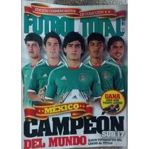 Revista Futbol Total, Mexico Sub-17 Campeon 2011, En Español
