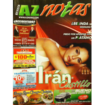 Iran Castillo Belinda Revista Az Notas