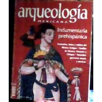Revista Arqueología Mexicana Indumentaria Preh #17!original!