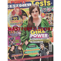 Adele Big Time Rush Btr Revista Por Ti Tests Marzo 2012