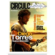 Revista Circulo Mixup Diego Torres