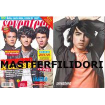 Jonas Brothers Joe Nick Kevin Seventeen Mexico De 2009 Fn4
