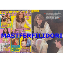 Angelica Rivera Revista Tvynovelas Septiembre 2013