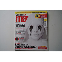 Revista Conozca Mas Terror Y Orgasmo ¿creemos En Fantasmas?