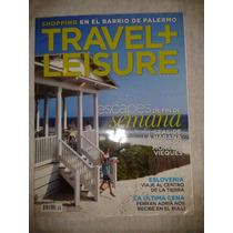 Revista Travel + Leisure Fn4