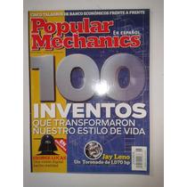 Revista Popular Mechanics 100 Inventos Que Transformaron Fn4