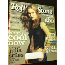 Bob Dylan Julia Stiles Bon Jovi Revista Rolling Stone