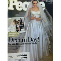 Angelina Jolie Brad Pitt Revista People Usa