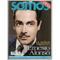 Revista Somos Ernesto Alonso 2002